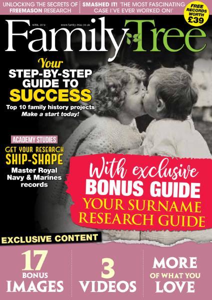 Family Tree UK – April 2019
