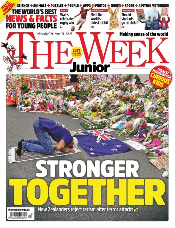 The Week Junior UK — 23 March 2019
