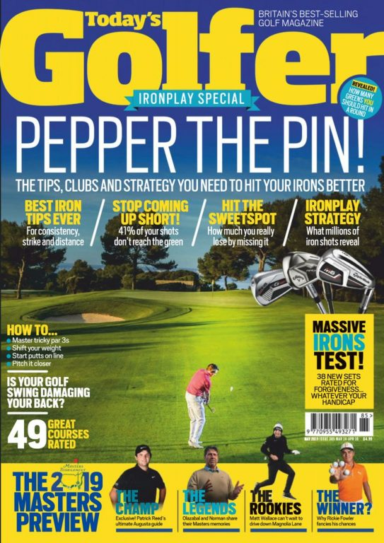 Today's Golfer UK – May 2019