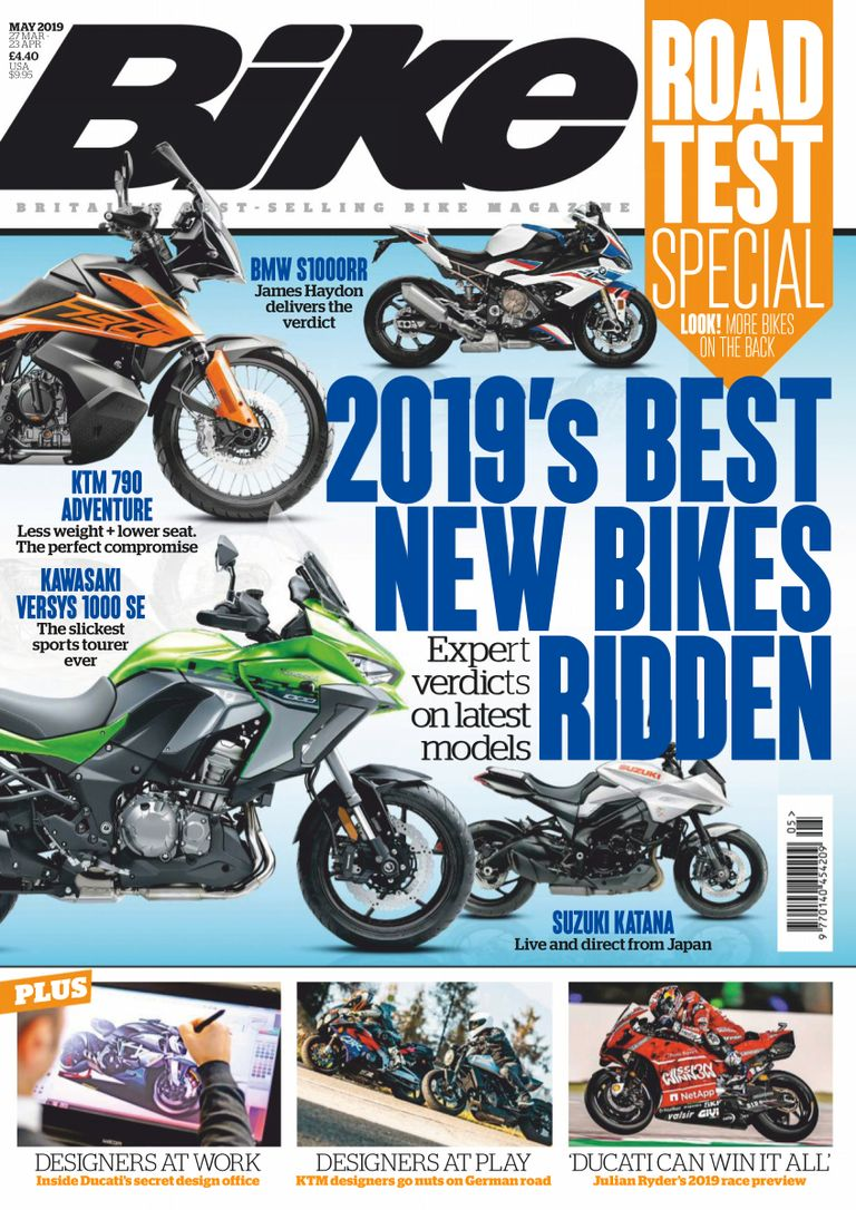 BIke UK – May 2019