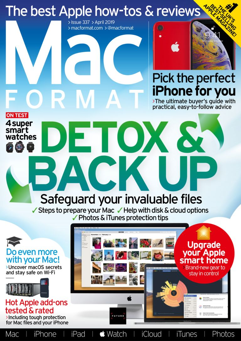 MacFormat UK – April 2019