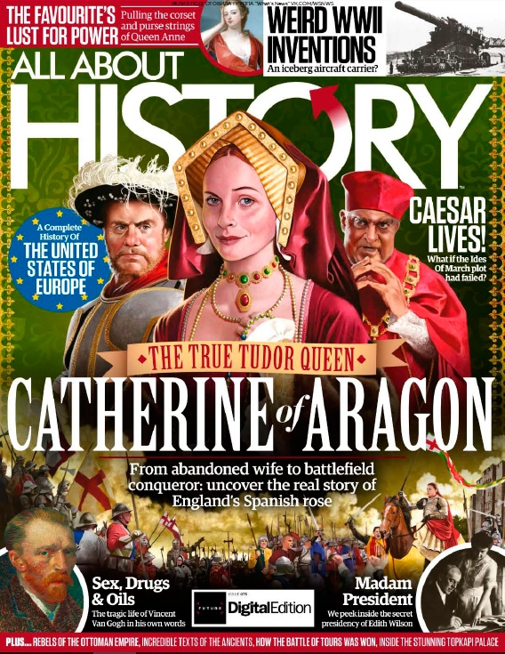 All About History – #75 – 2019