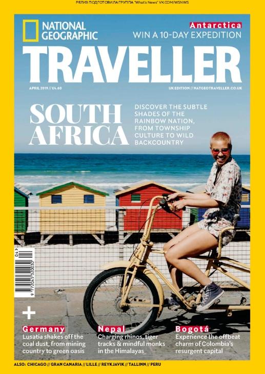National Geographic Traveller UK – 04.2019