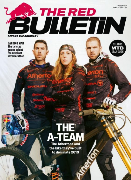 The Red Bulletin UK – April 2019