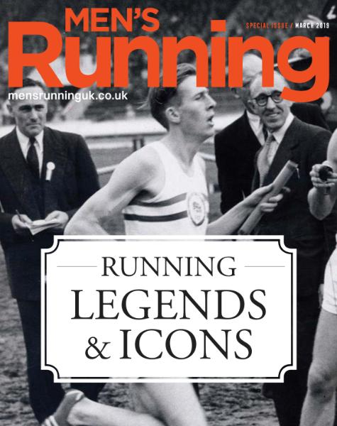 Men's Running UK – April 2019
