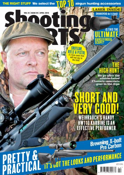 Shooting Sports UK – April 2019