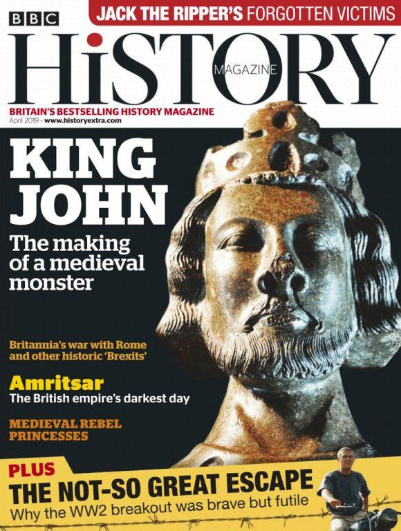BBC History UK – April 2019