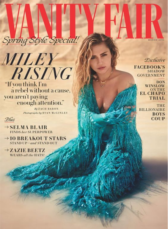 Vanity Fair UK – March 2019