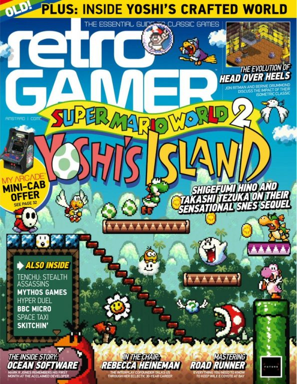 Retro Gamer UK – April 2019