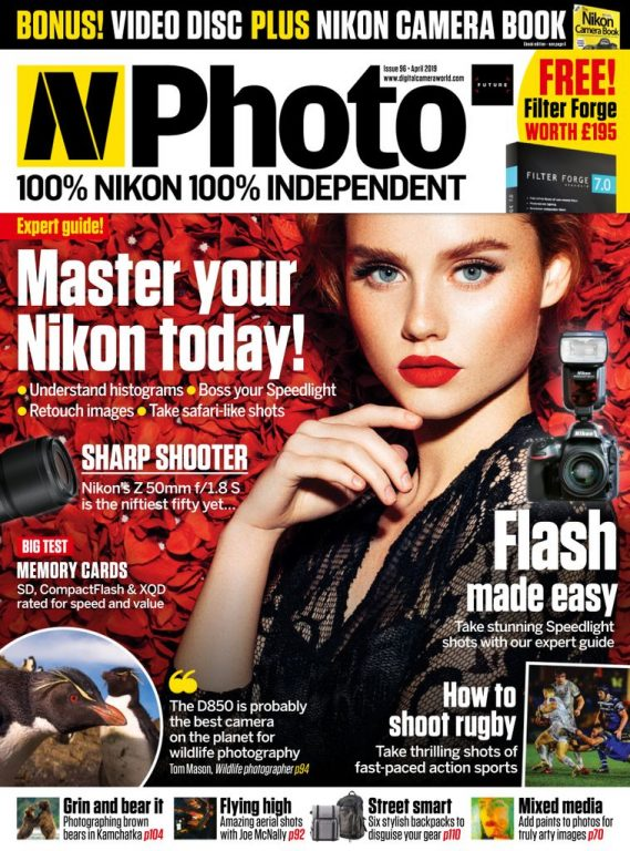 N-Photo UK – April 2019