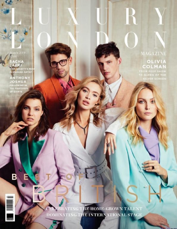 Luxury London – March 2019