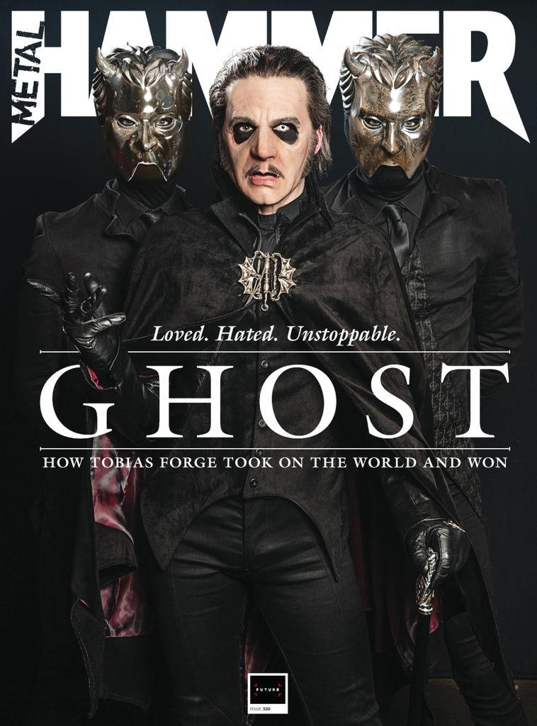 Metal Hammer UK – April 2019