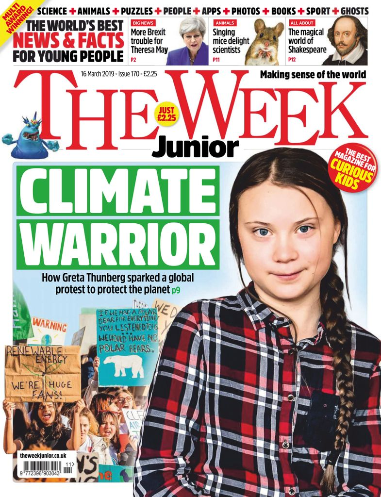 The Week Junior UK – 16 March 2019