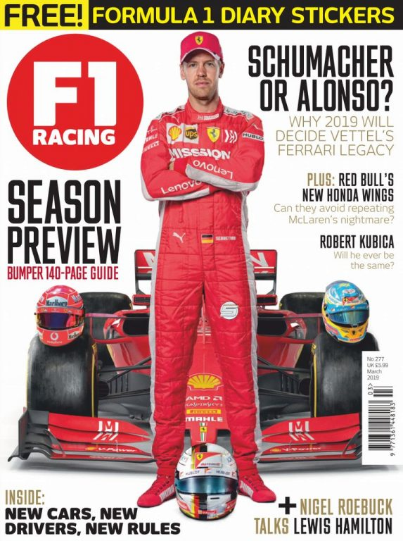 F1 Racing UK – March 2019