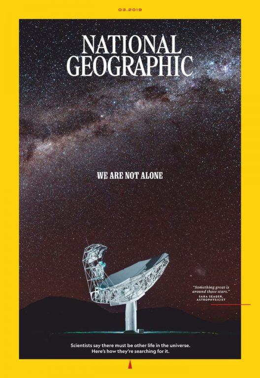 National Geographic UK — March 2019