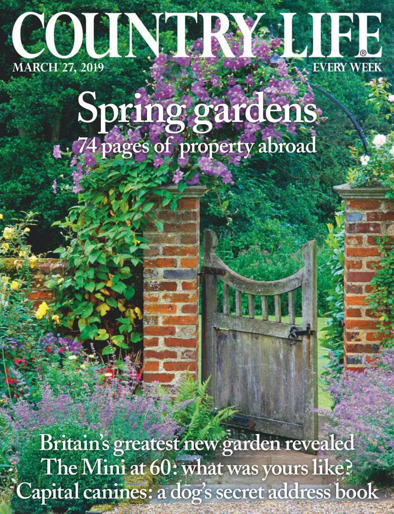 Country Life UK – March 27, 2019
