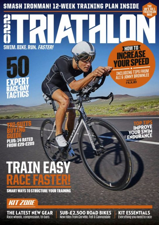 220 Triathlon UK – Spring 2019