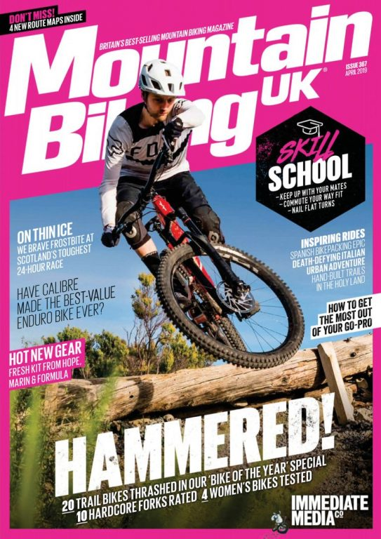 Mountain Biking UK – April 2019