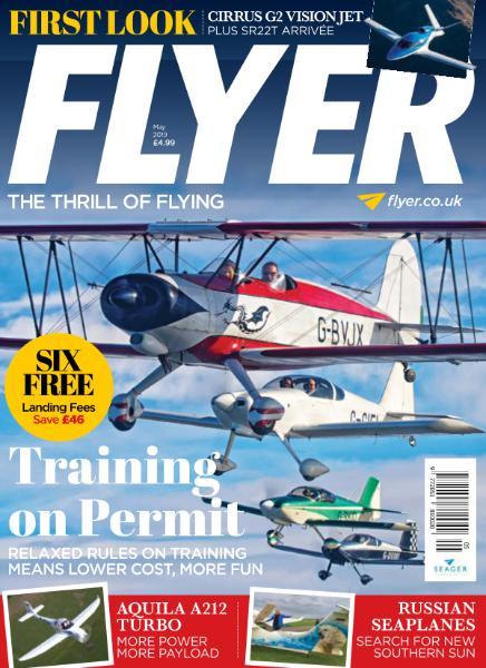 Flyer UK – May 2019