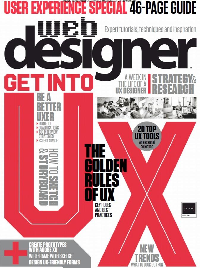 Web Designer – 04.2019