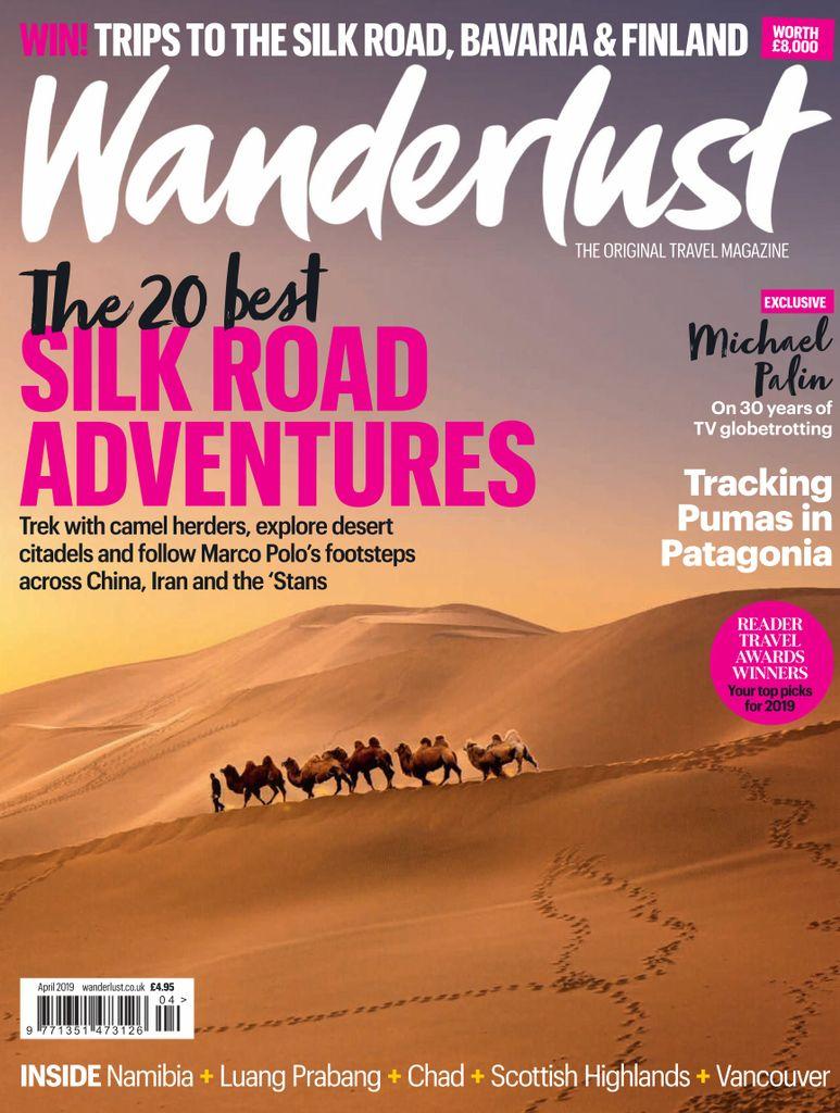 Wanderlust UK – April 2019