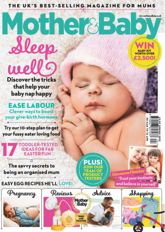 Mother & Baby UK – May 2019