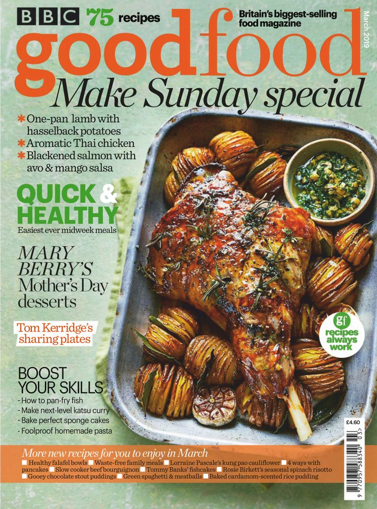 BBC Good Food UK – March 2019