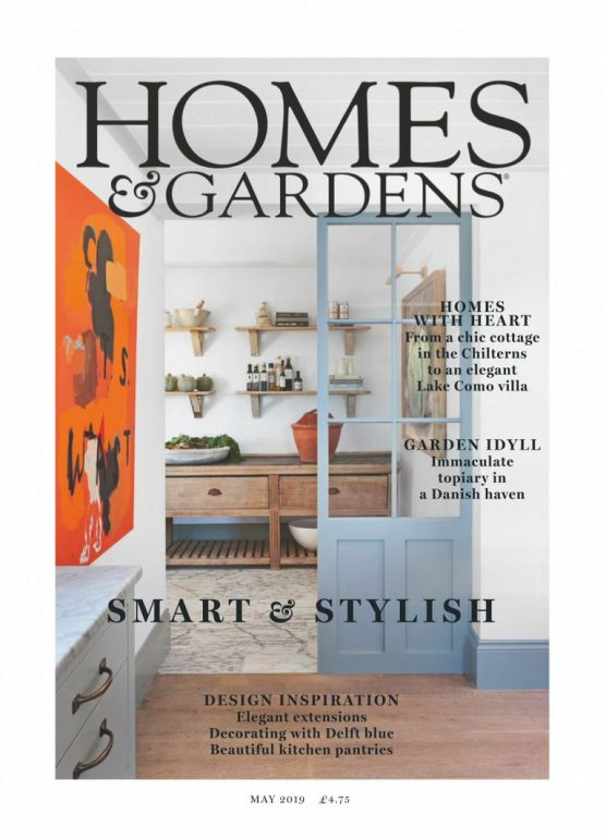 Homes & Gardens UK – May 2019