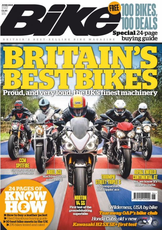 BIke UK – June 2019