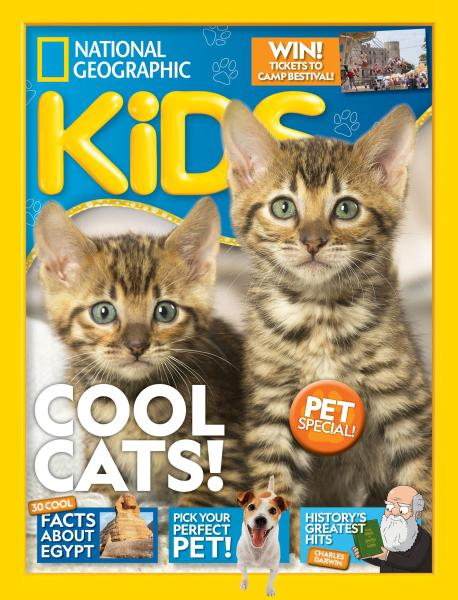 National Geographic Kids UK – Issue 163 – April 2019