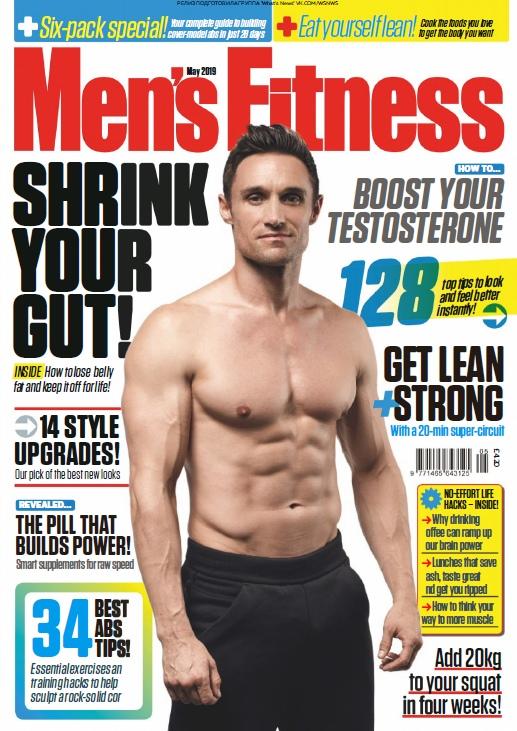 Men's Fitness UK – 05.2019