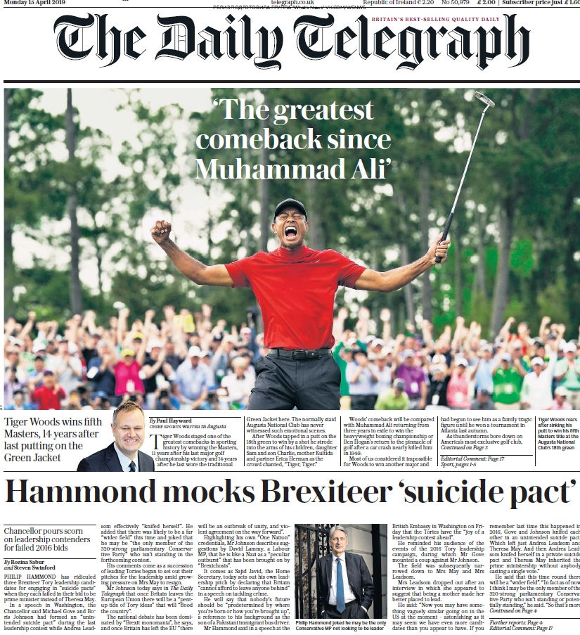 The Guardian – 15.04.2019