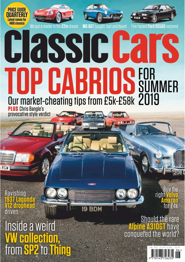 Classic Cars UK – June 2019