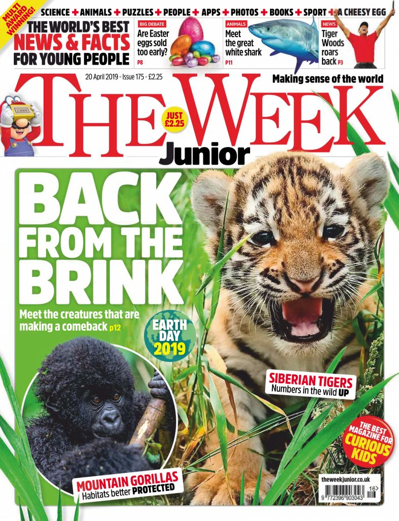 The Week Junior UK – 20 April 2019