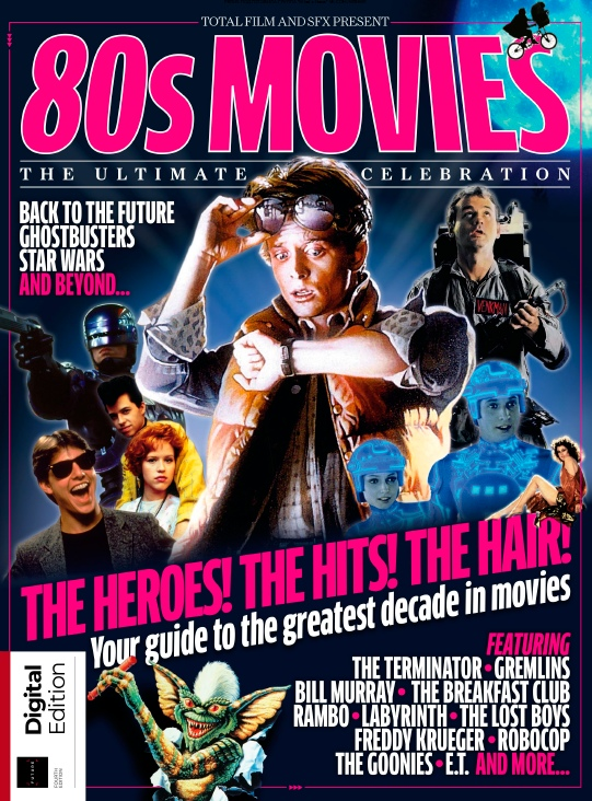 Total Film & SFX – 80s Movies – 2019