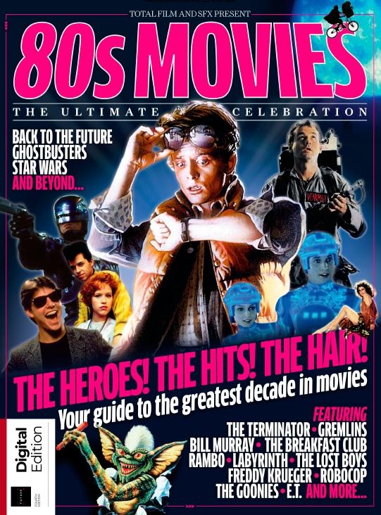 Total Film & SFX — 80s Movies — 2019