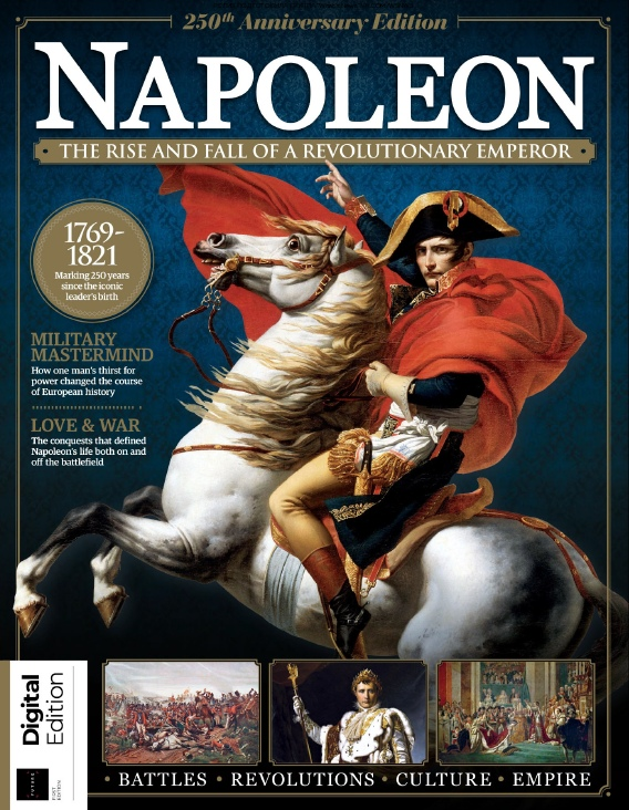 All About History – Napoleon – 2019
