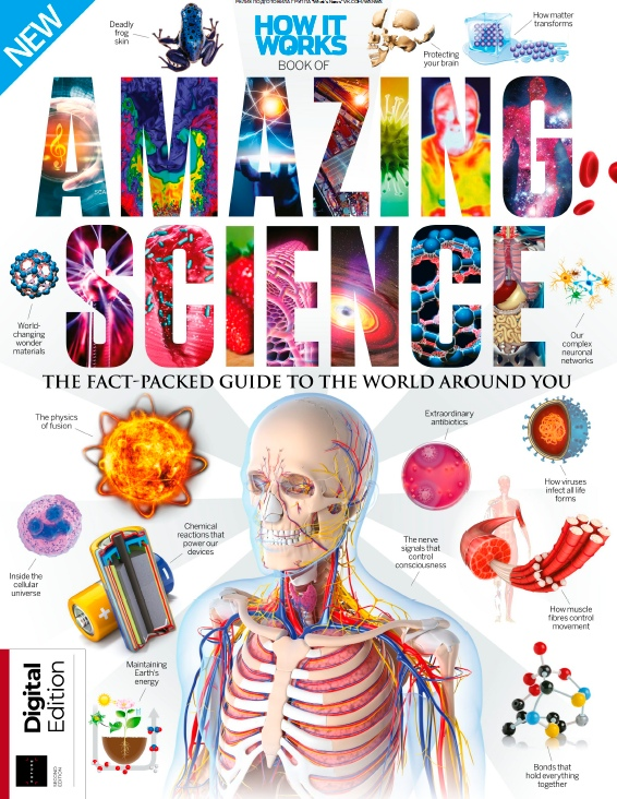 How It Works — Book Of Amazing Science — 2019