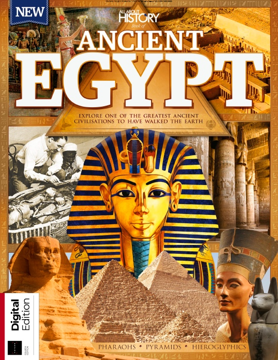 All About History – Book Of Ancient Egypt – 2019
