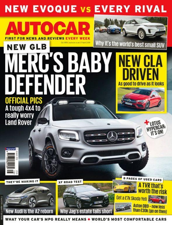 Autocar UK – 17 April 2019