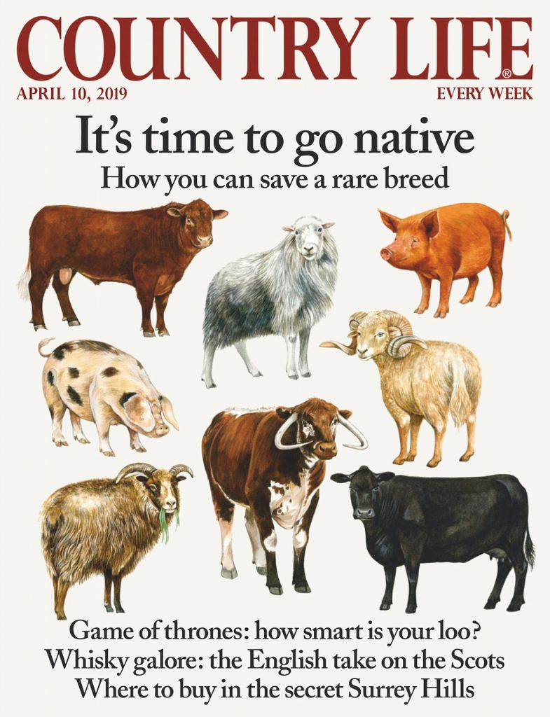 Country Life UK – April 10, 2019