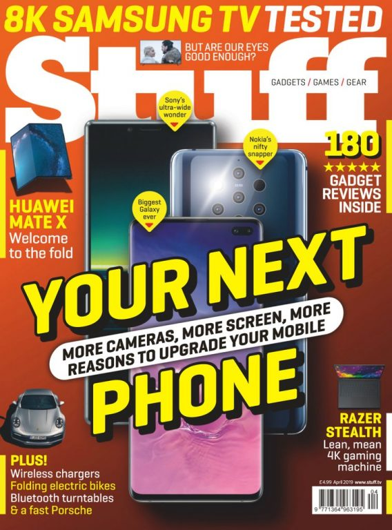 Stuff UK – April 2019