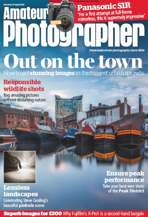 Amateur Photographer – 27.04.2019