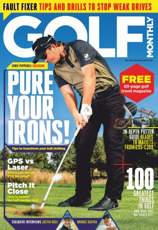Golf Monthly UK – May 2019