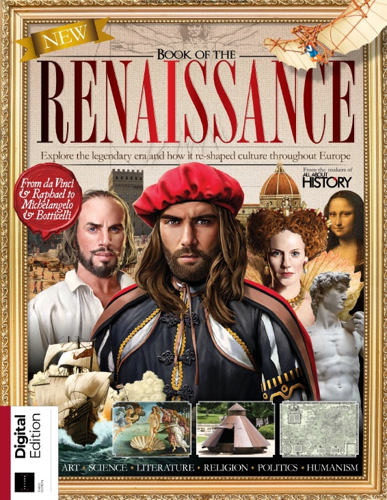 All About History – Book Of The Renaissance – 2019