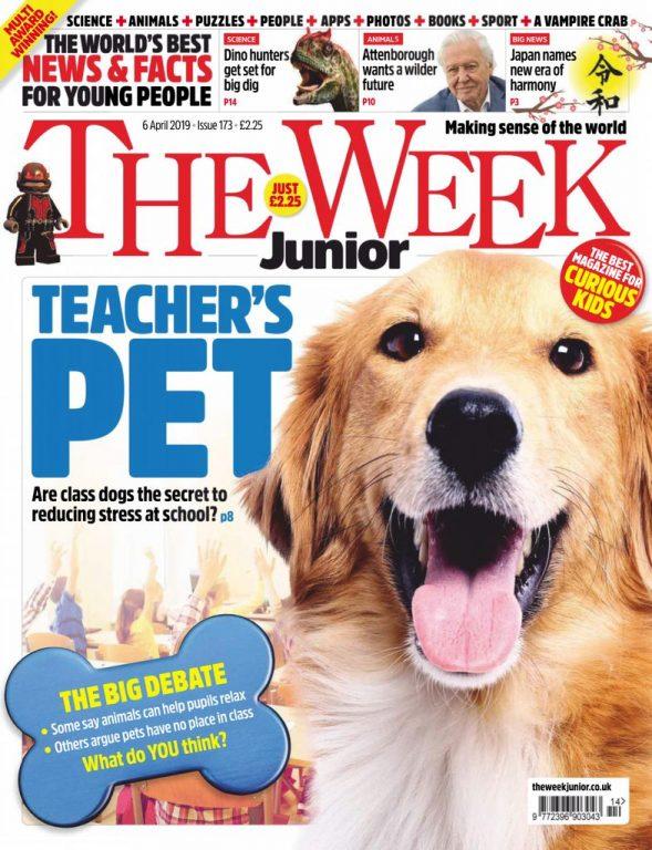 The Week Junior UK – 06 April 2019