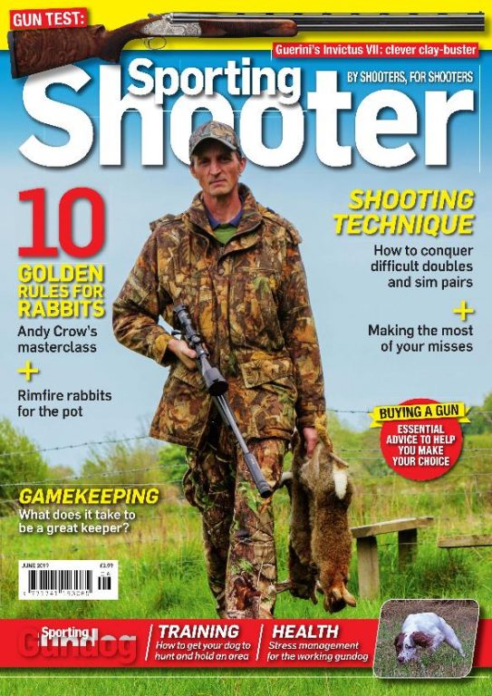 Sporting Shooter UK – June 2019