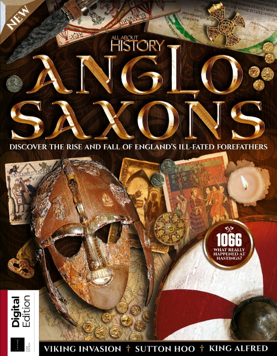 All About History – Anglo-Saxons – 2019