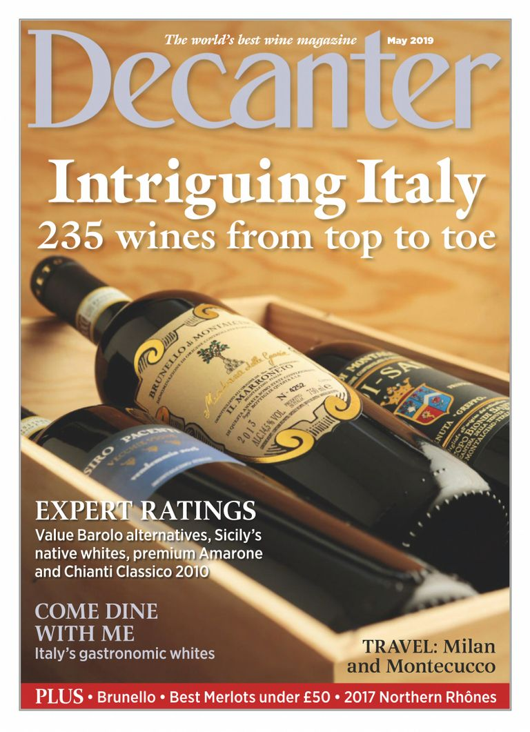 Decanter UK – May 2019