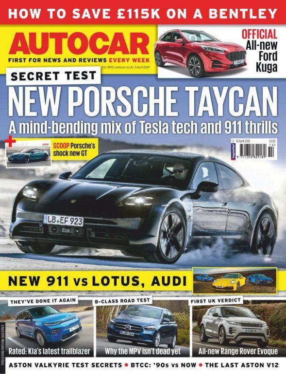 Autocar UK – 03 April 2019